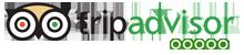 Tripadvisor 5 stars